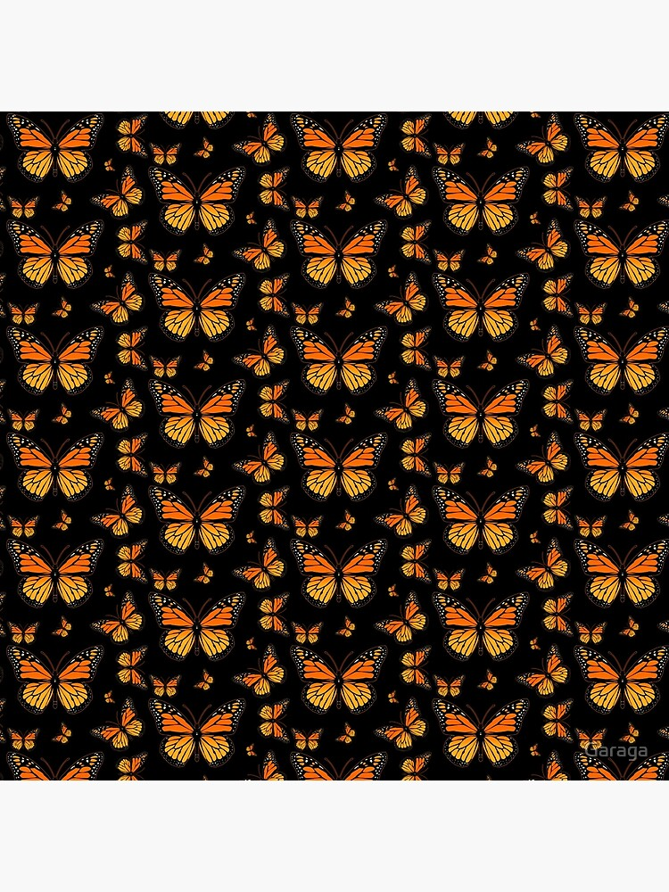 Monarch Butterfly Rapsody by Garaga