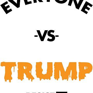 Everyone vs Trump by Album