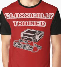 Classically Trained  Graphic T-Shirt