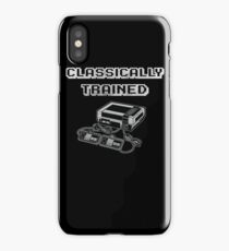 Classically Trained  iPhone Case