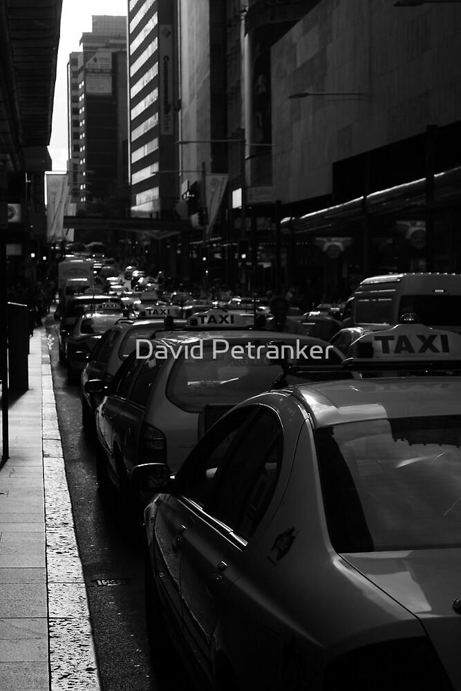Taxi by David Petranker