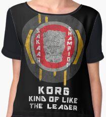 Sakaar's Champion - Korg Chiffon Top