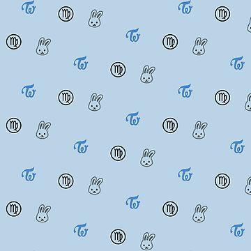 TWICE - Nayeon Pattern by theultrafan