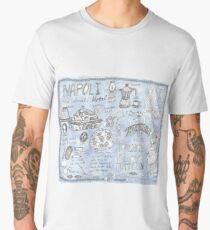 Doodles from Napoli Men's Premium T-Shirt