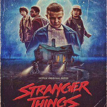 Stranger Things by ScarDesigner