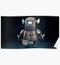 Mini Pekka Poster