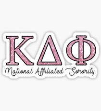 KDPHI NAS Sticker
