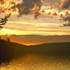 Gatineau Sonnenuntergang von Shulie1