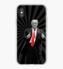Donald Trump For President 2016 Thumbs Up iPhone Case