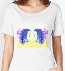 Mirror Image   Women's Relaxed Fit T-Shirt