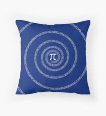 A s Pi ral ... Throw Pillow