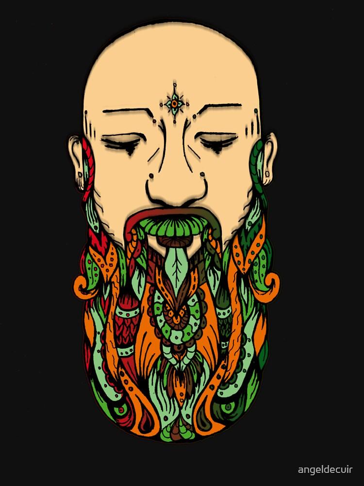 Beard of Abundance by angeldecuir