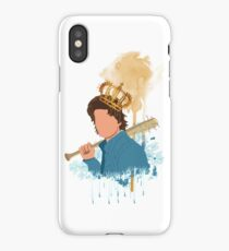 King Steve iPhone Case/Skin