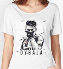 Dybala Vector Women's Relaxed Fit T-Shirt