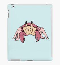 Leg Crab Leg iPad Case/Skin
