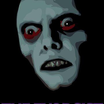 The Exorcist (Pazuzu Version) by molokopluz