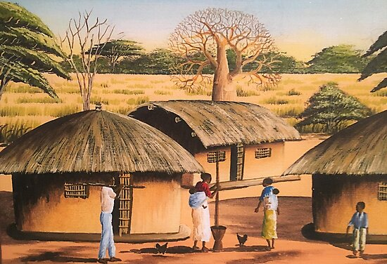 African village Nude Photos 72