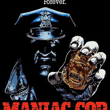 Maniac Cop by molokopluz