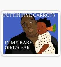 The Notorious B.I.G Sticker