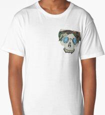 Suicide Boys skull Long T-Shirt