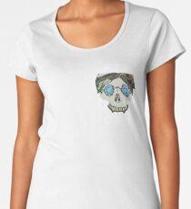 Suicide Boys skull Women's Premium T-Shirt