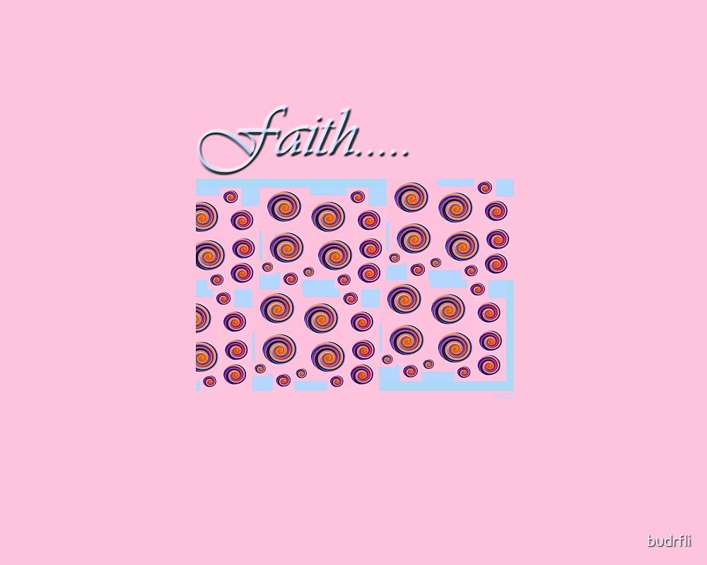 pink fun faith by budrfli