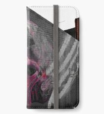 Street art. iPhone Wallet/Case/Skin
