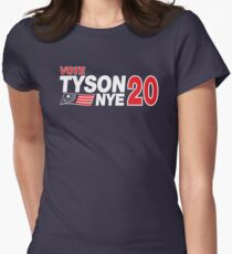 Tyson / Nye 2020 Women's Fitted T-Shirt