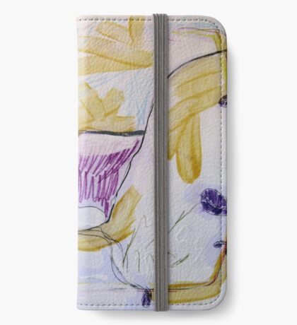A New World iPhone Wallet