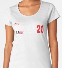 Grimes / Dixon 2020 Women's Premium T-Shirt
