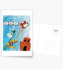 Jumpman Postcards