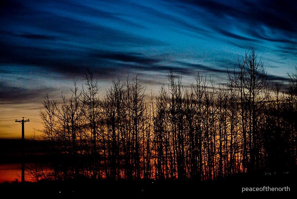 Oct 13th Sunrise by peaceofthenorth