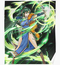 Fire Emblem Helden Brave Lyn Poster