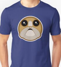 Last Jedi Porg Simple Vector T-Shirt