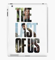 Tlou (collage) iPad Case/Skin