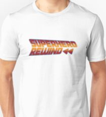 Superhero Rewind Unisex T-Shirt