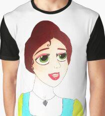 Jemma - Regency Beauty Graphic T-Shirt