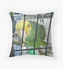 What Do You Want? Throw Pillow