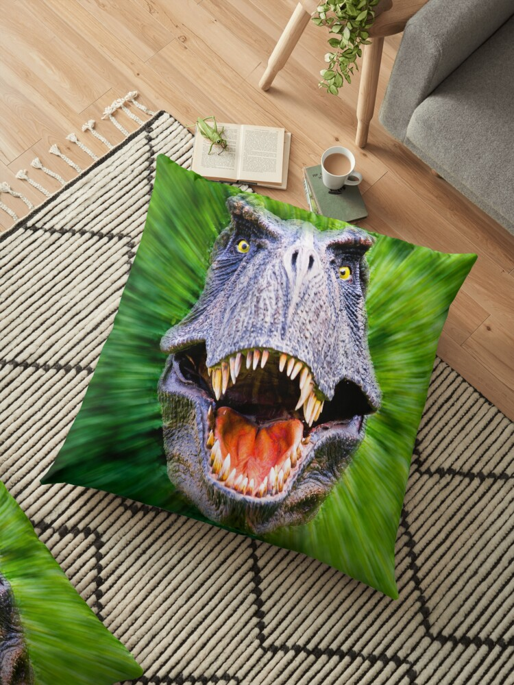 Tyrannosaurus rex head by Dave  Knowles