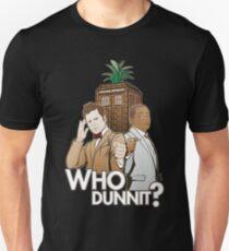 Crime Fighting Duo Unisex T-Shirt
