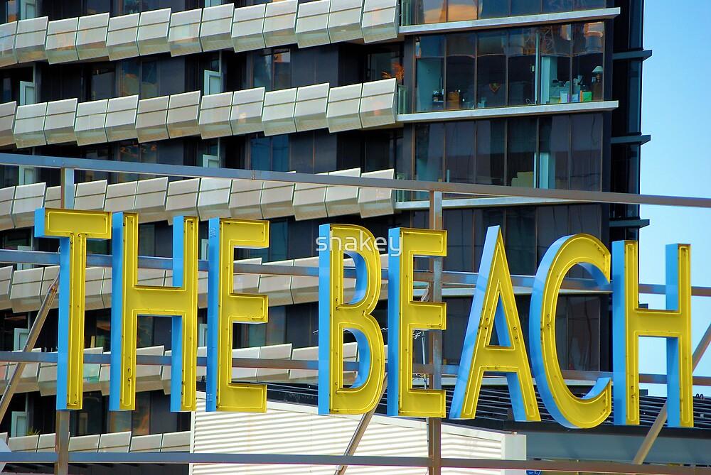 Beach by shakey
