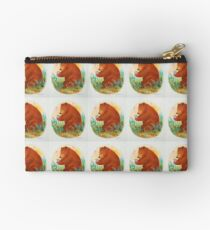 bear and bunny Studio Pouch
