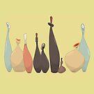 Sexton Bottles by hepcatshaven