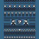 Super Mario Sweater  by tombst0ne
