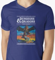 Dungeons and Dragons Expert Rule book (remastered) T-Shirt