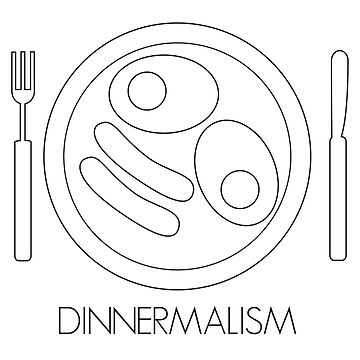 Dinnermalism by Vicfilter