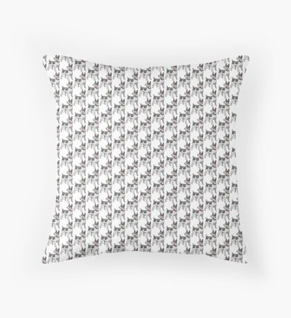 Rat Terrier Floor Pillow