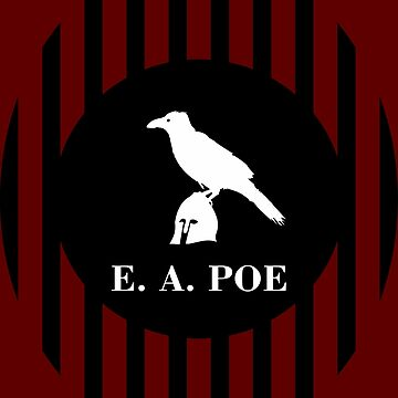 Edgar Allan Poe by interarte