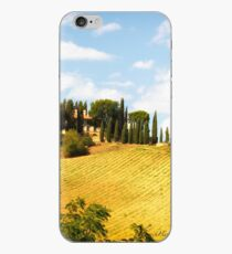Tuscany in September - italy iPhone Case