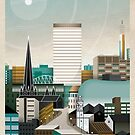 Digbeth In Tangent by Brumhaus
